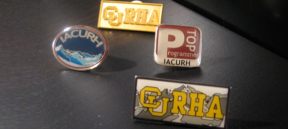 Picture of lapel pins