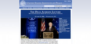 USIP: The Dean Acheson Lecture
