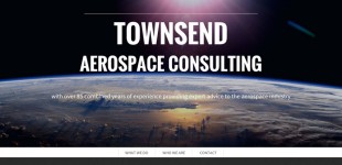 Townsend Aerospace Consulting Redesign